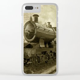 City of Truro Clear iPhone Case