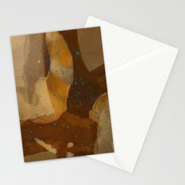 joelarmstrong_rust&gold_69 Stationery Cards