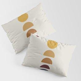 Minimal Sunrise / Sunset Pillow Sham