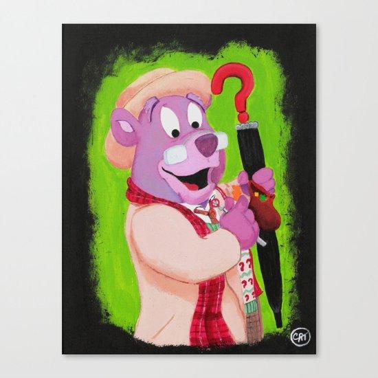 Who Dis Doctor 7 Canvas Print