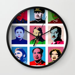 Dictart Wall Clock