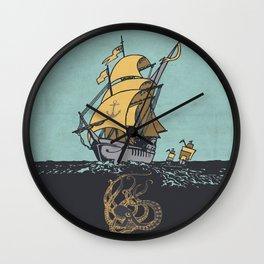 The Secrets of the Sea Wall Clock