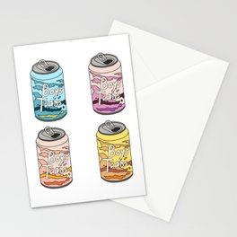 BOY'S TEARS - FLAVOR PACK Stationery Cards