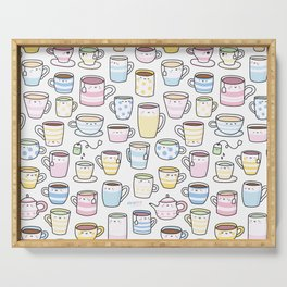 Tea Time! Serving Tray