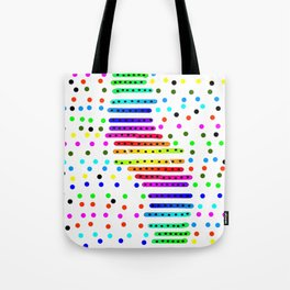 Rainbow 21 Tote Bag