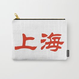 Chinese characters of Shanghai Carry-All Pouch