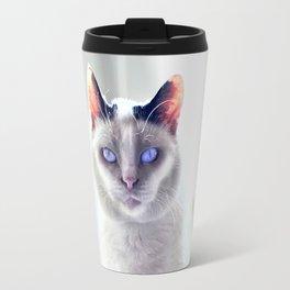 The Magic Cat Travel Mug