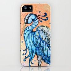 Blue Heron iPhone (5, 5s) Slim Case