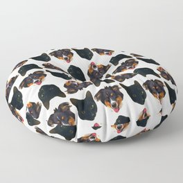Max and Louie Floor Pillow