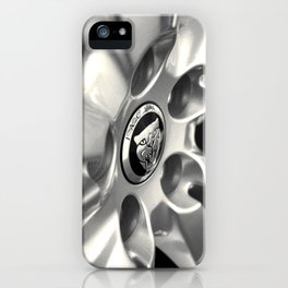 Jaguar XF Alloy. iPhone Case