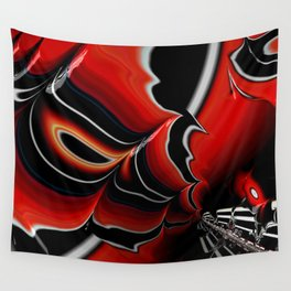 Dynamic Fractal Wall Tapestry