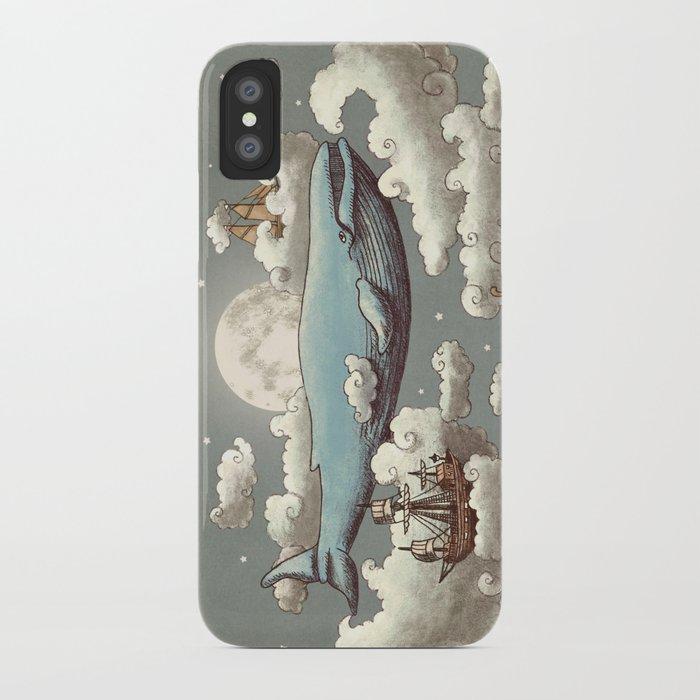 Ocean Meets Sky iPhone Case