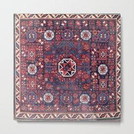 Baluch Khorasan Northeast Persian Rug Print Metal Print