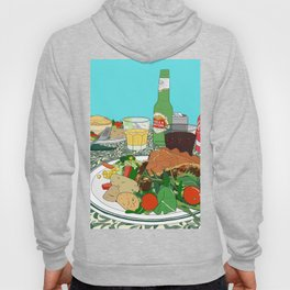 Scottish Beef Steak & Guinness Pie Hoody