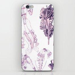 18th Century bodice nation iPhone Skin