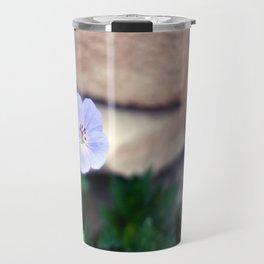 Meadow Cranesbill II Travel Mug