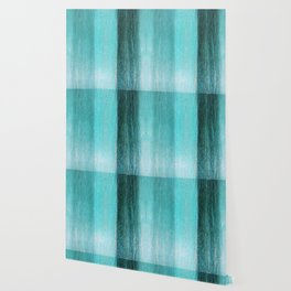 Turquoise Grain Wallpaper