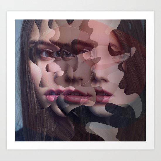 Another Portrait Disaster · N2 Art Print