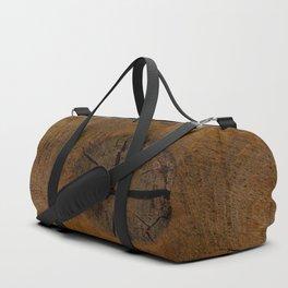 The Wood Knot Duffle Bag