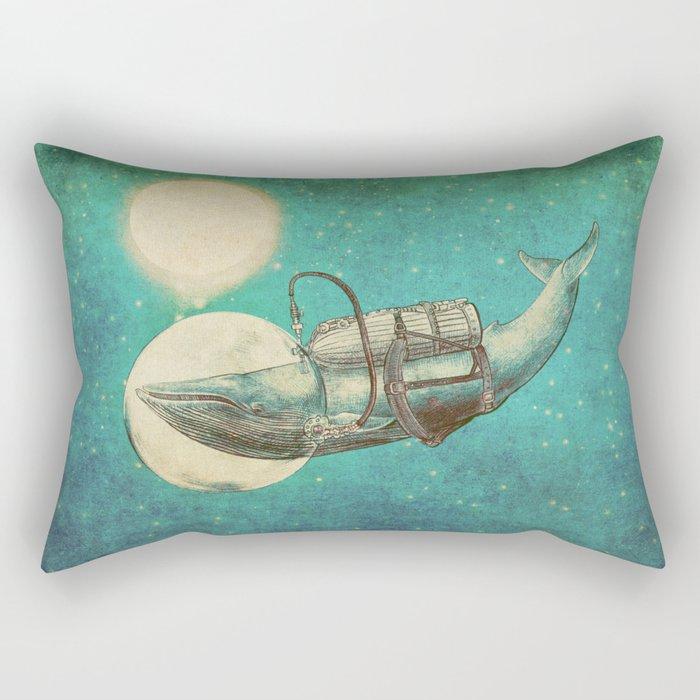 The Journey (Colour Option) Rectangular Pillow
