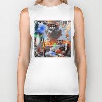 lebron Biker Tanks featuring Show Me The Money by artbynatejames