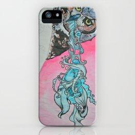 Unfinished Owl iPhone Case