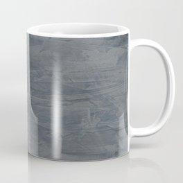 Slate Gray Stucco - Faux Finishes - Rustic Glam - Venetian Plaster Coffee Mug