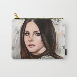 Lana Del Rey/Hedy Lamarr Carry-All Pouch