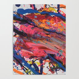 Colorful Abstract Poster