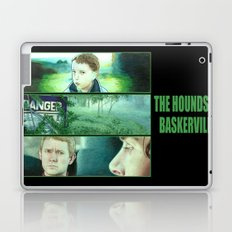 The Hounds of Baskerville Laptop & iPad Skin