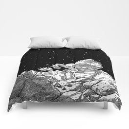 The Miner Comforters