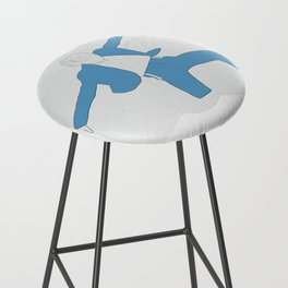 just stop your crying  Bar Stool