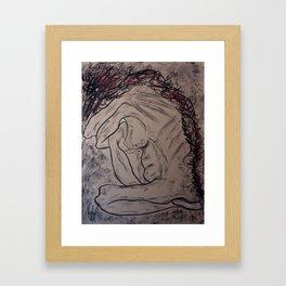 Sweet Isolation Framed Art Print
