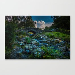 Lake District, England Canvas Print