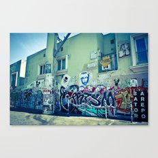Loud Canvas Print