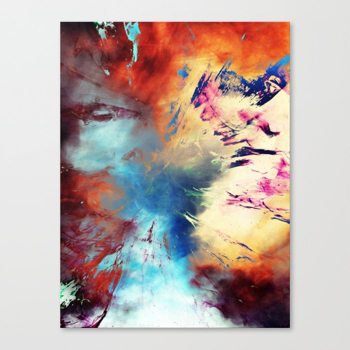 Sextans Canvas Print