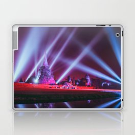 Ayutthaya lights Laptop & iPad Skin