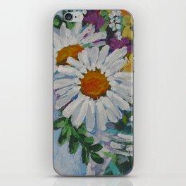 Wildflowers in a Jar iPhone Skin
