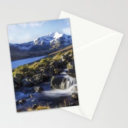 Glyder Fawr Range Stationery Cards