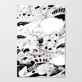 tomb ore Canvas Print