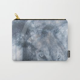 Wolf Spirit  Carry-All Pouch