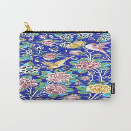 Birds Paradise Carry-All Pouch