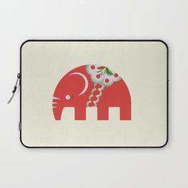 Swedish Elephant Laptop Sleeve