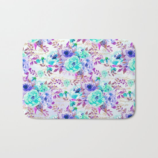 Spring is in the air #18 Bath Mat