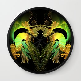 Disc-O Wall Clock