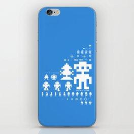 Robotron iPhone Skin