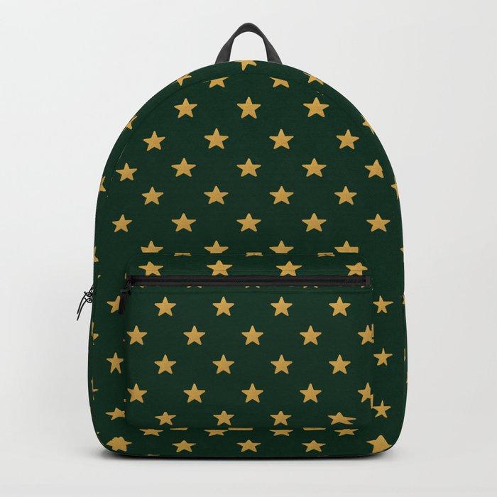 Pattern Stars Backpack