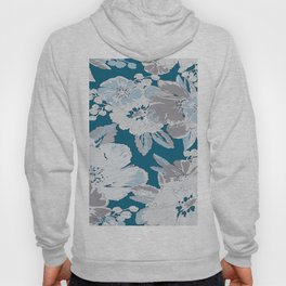 FLORAL#01a Hoody