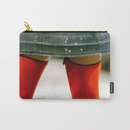 Red Socks Carry-All Pouch