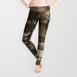 Cowboys Mess Hall Leggings